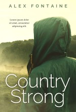 Country Strong – Fiction Pre-made Book Cover For Sale @ Beetiful Book Covers