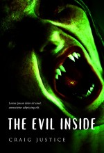 The Evil Inside – Horror Pre-made Book Cover For Sale @ Beetiful Book Covers