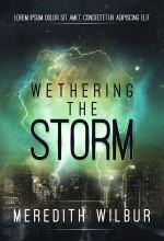 Wethering The Storm – Thriller / Suspense Pre-made Book Cover For Sale @ Beetiful Book Covers
