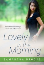 Lovely In The Morning – Asian Romance Pre-made Book Cover For Sale @ Beetiful Book Covers