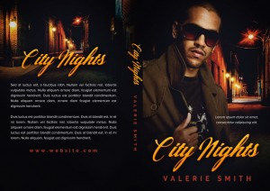 City Nights - Fiction Premade Book Cover For Sale @ Beetiful Book Covers