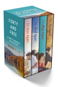 Forty and Free: A Sweet Romance Series Books 1-4 by Lillianna Blake & Maci Grant