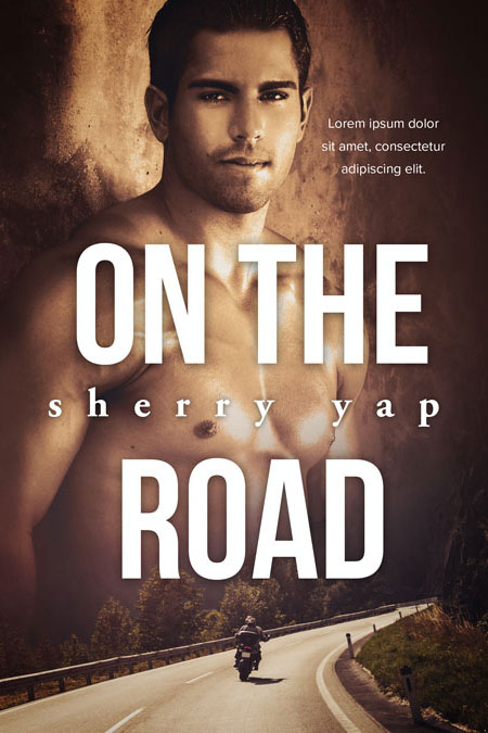 On The Road - Romance Premade Book Cover For Sale @ Beetiful Book Covers