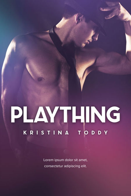 Plaything - Erotic Romance Premade Book Cover For Sale @ Beetiful Book Covers