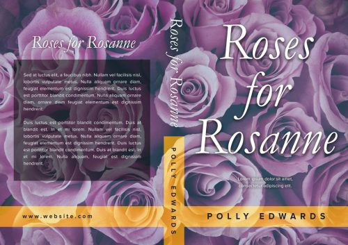 Roses For Rosanne - Romance Premade Book Cover For Sale @ Beetiful Book Covers