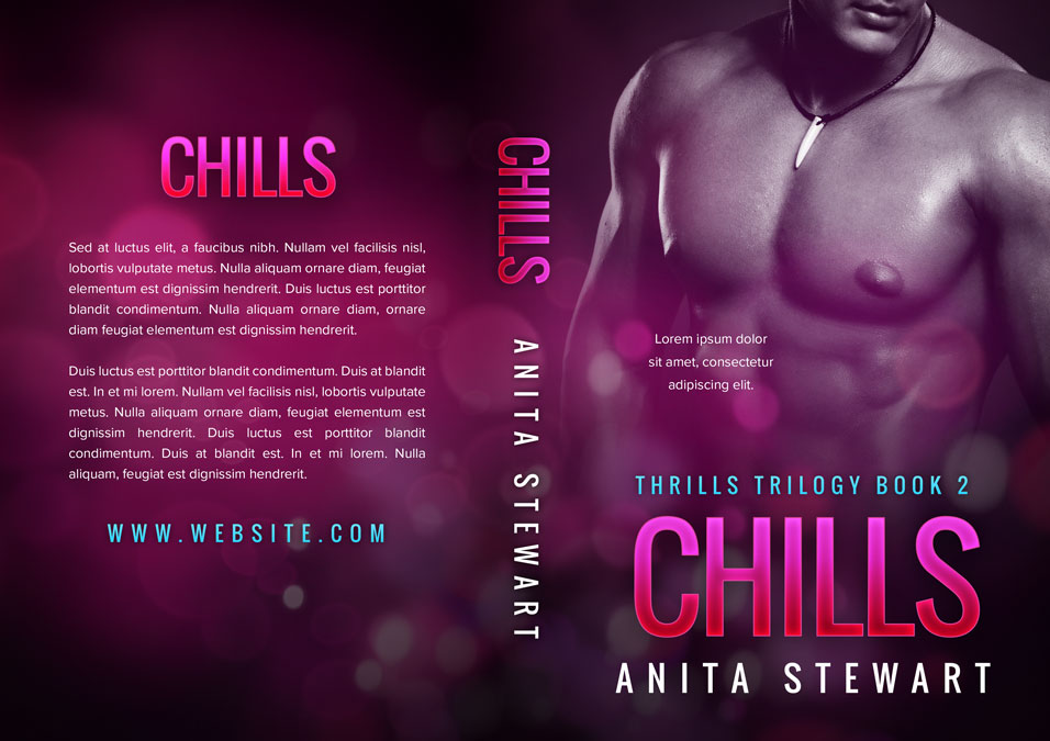 Thrills - Erotic Romance Series Premade Book Covers For Sale - Beetiful
