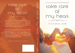 Take Care of My Heart - Chick Lit / Romance Premade Book Cover For Sale @ Beetiful Book Covers