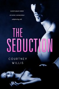 The Seduction - Erotic Romance Premade Book Cover For Sale @ Beetiful Book Covers