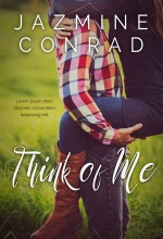 Think of Me – Romance Premade Book Cover For Sale @ Beetiful Book Covers