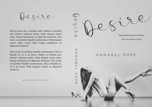 Desire - Erotic Romance Premade Book Cover For Sale @ Beetiful Book Covers