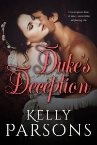 Duke's Deception - Historical Romance Premade Book Cover For Sale @ Beetiful Book Covers
