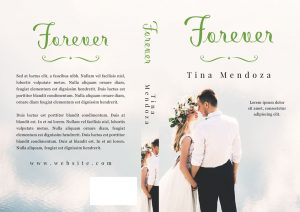 Forever Yours - Wedding Romance Premade Book Cover For Sale @ Beetiful Book Covers