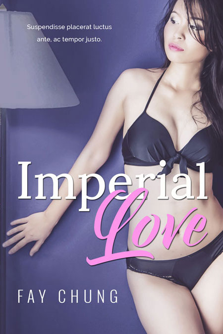 Imperial Love - Erotic Romance Premade Book Cover For Sale @ Beetiful Book Covers