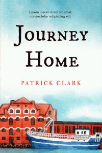 Journey Home - Fiction Premade Book Cover For Sale @ Beetiful Book Covers