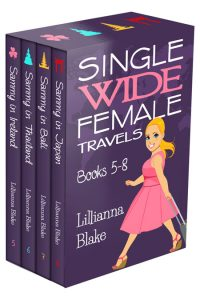 Single Wide Female Travels Bundle: Books 5-8 by Lillianna Blake