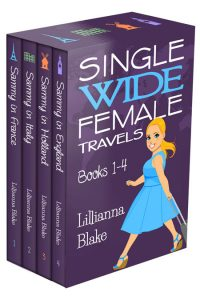 Single Wide Female Travels Bundle: Books 1-4 by Lillianna Blake