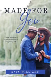 Made For You - African-American Romance Premade Book Cover For Sale @ Beetiful Book Covers