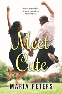 Meet Cute - African-American Romance Premade Book Cover For Sale @ Beetiful Book Covers