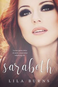 Sarabeth - Chick Lit Premade Book Cover For Sale @ Beetiful Book Covers