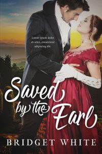 Saved by the Earl - Historical Romance Premade Book Cover For Sale @ Beetiful Book Covers