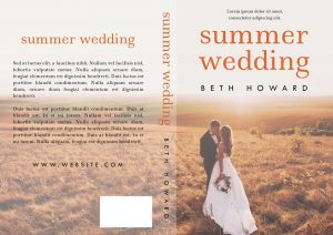 Summer Wedding - Romance Premade Book Cover For Sale @ Beetiful Book Covers