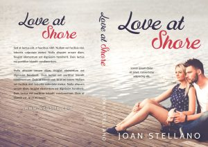 Love At Shore - Romance Premade Book Cover For Sale @ Beetiful Book Covers
