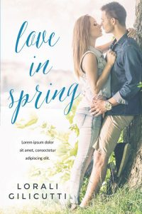 Love In Spring - Romance Premade Book Cover For Sale @ Beetiful Book Covers