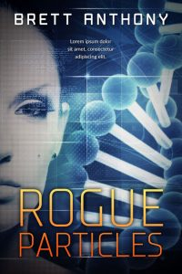 Rogue Particles - Science-fiction Premade Book Cover For Sale @ Beetiful Book Covers
