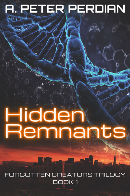 Hidden Remnants by A. Peter Perdian