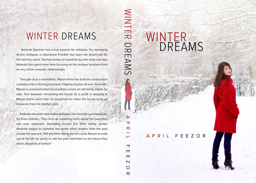 Winter Dreams by April Feezor