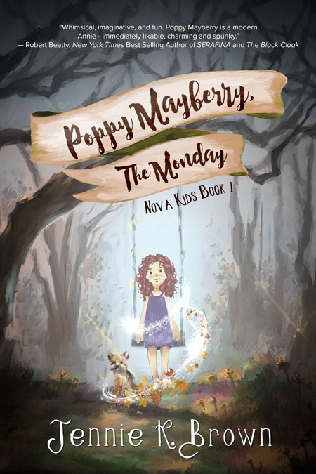 Poppy Mayberry: The Monday by Jennie K. Brown