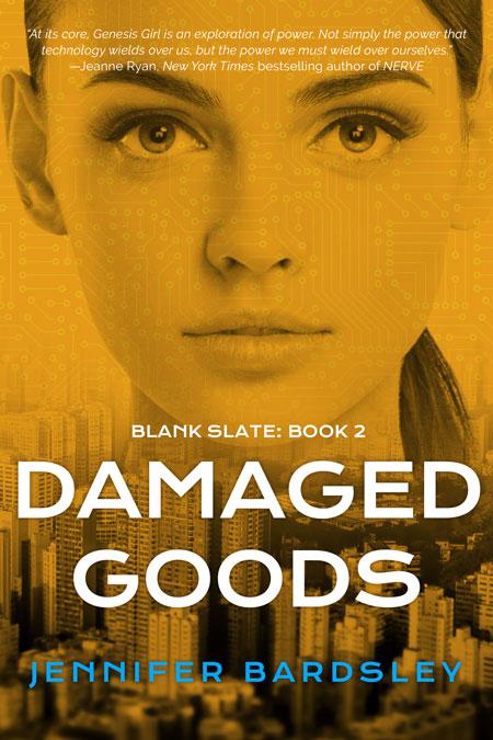 Damaged Goods by Jennifer Bardsley