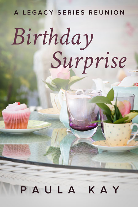 Birthday Surprise by Paula Kay