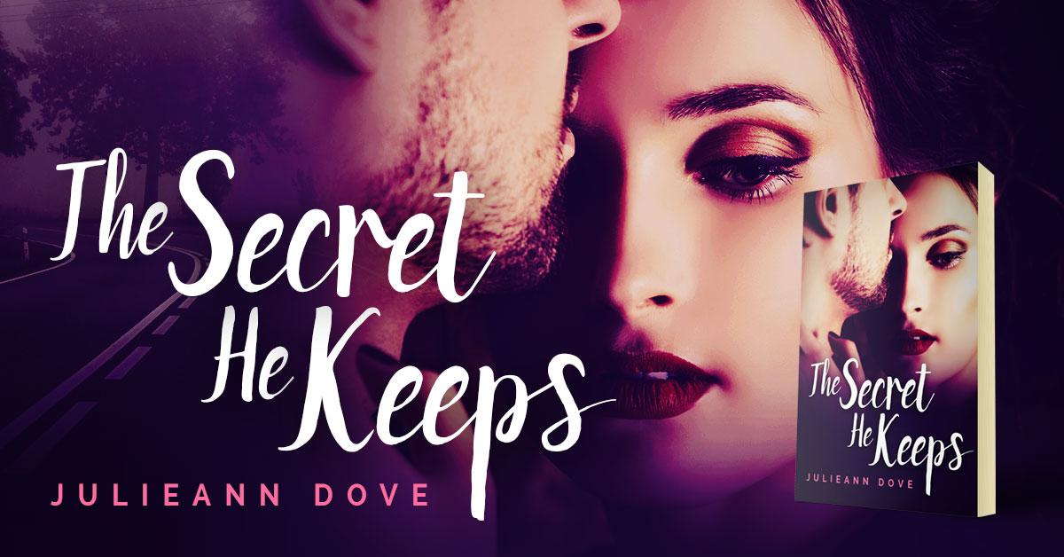 Showcase Spotlight: The Secret He Keeps by Julieann Dove