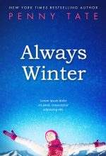 Always Winter – Winter Fiction Premade Book Cover For Sale @ Beetiful Book Covers