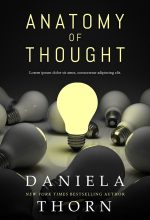 Anatomy of Thought – Non-fiction Premade Book Cover For Sale @ Beetiful Book Covers