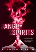 Angry Spirits – Horror Premade Book Cover For Sale @ Beetiful Book Covers