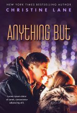 Anything But – Young Adult Winter Romance Premade Book Cover For Sale @ Beetiful Book Covers