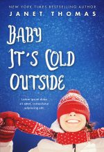 Baby It's Cold Outside – Winter Fiction Premade Book Cover For Sale @ Beetiful Book Covers
