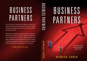 Business Partners - Business Pre-made Book Cover For Sale @ Beetiful Book Covers