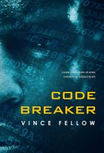 Code Breaker – African American Science Fiction / Techno Thriller Premade Book Cover For Sale @ Beetiful Book Covers