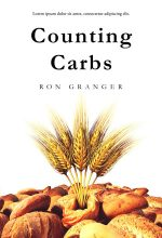 Counting Carbs – Nonfiction Premade Book Cover For Sale @ Beetiful Book Covers