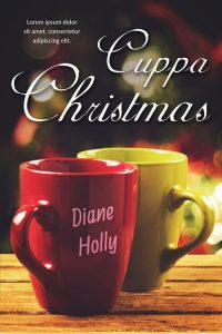 Cuppa Christmas - Christmas Premade Book Cover For Sale @ Beetiful Book Covers