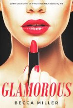 Glamorous – Chick-lit Romance Premade Book Cover For Sale @ Beetiful Book Covers