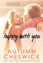 Happy With You – Young Adult Romance Premade Book Cover For Sale @ Beetiful Book Covers