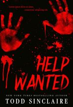 Help Wanted – Horror / Thriller Premade Book Cover For Sale @ Beetiful Book Covers