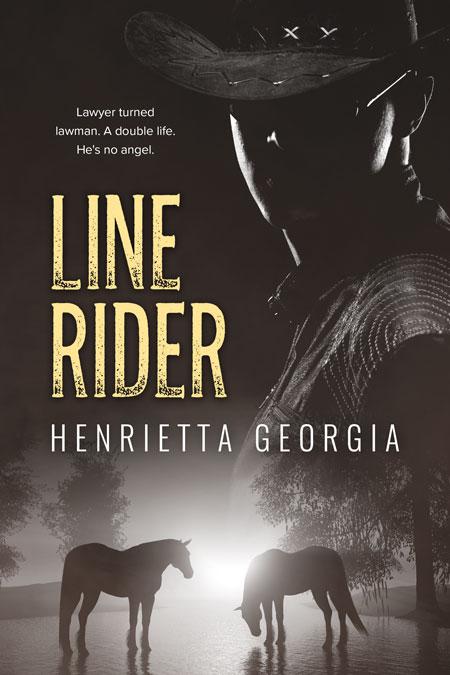 Line Rider by Henrietta Georgia