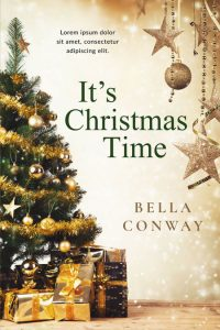 It's Christmas Time - Christmas Premade Book Cover For Sale @ Beetiful Book Covers
