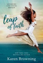 Leap of Faith – African-American Women's Fiction Premade Book Cover For Sale @ Beetiful Book Covers
