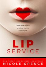 Lip Service – Contemporary Romance Premade Book Cover For Sale @ Beetiful Book Covers